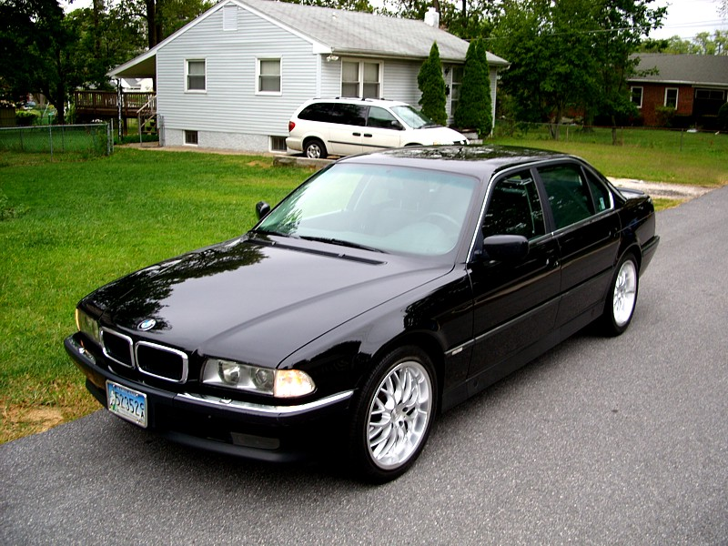 1998 BMW 740iL Custom